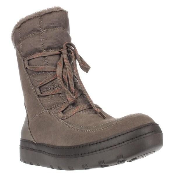 BareTraps Lancy Mid-Calf Snow Boots, Mushroom