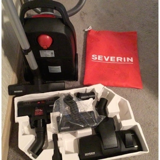 Shop Severin Germany Special Bagged Canister Vacuum