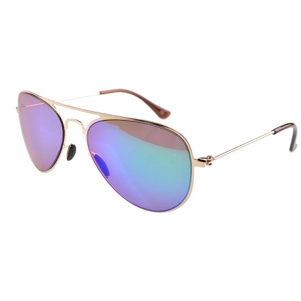 Eyekepper Stainless Steel Frame Aviator Kids Children Sunglasses