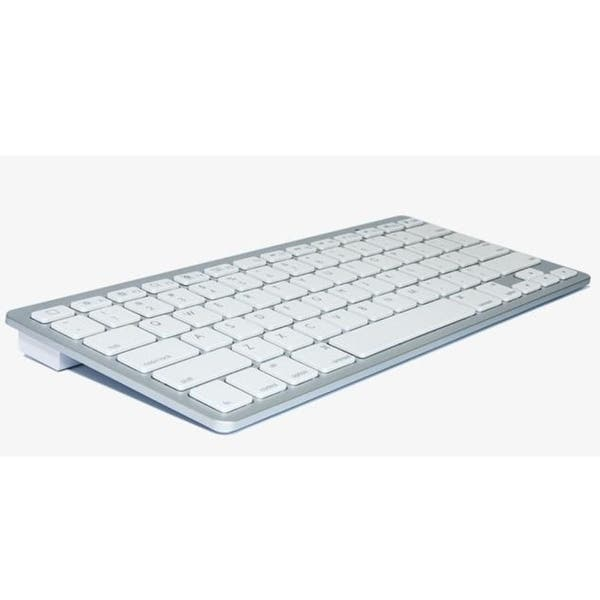 JXH Metal Wireless Keyboard Compatible with Windows8//8.1,Windows10 Scissor Foot Frame I0s Mac OS System Built-in Rechargeable Lithium Battery Android 4.0 Or Higher