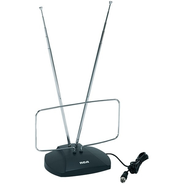 Rca Ant111F Indoor Fm & Hdtv Antenna