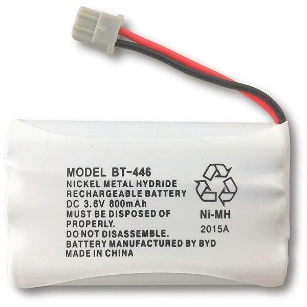 Replacement BT446 Battery for Uniden 5.8GHz TRU8865 / TRU9480-4 / TCX860 Phone Models