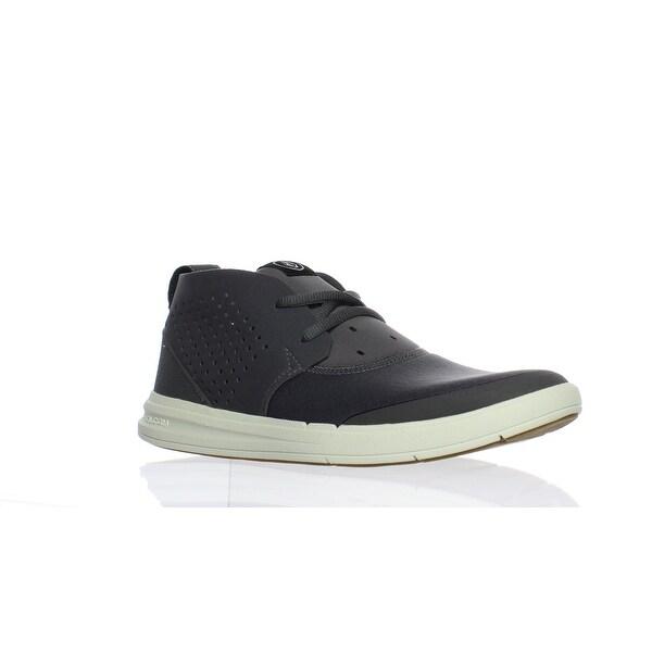 f9e6338b7dc37 Shop Volcom Mens Draft Neutral Grey Fashion Sneaker Size 6 - On Sale ...