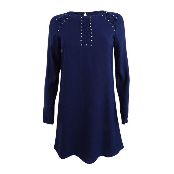 Jessica Simpson Women's Studded Shift Dress