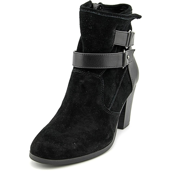 Bar III Jamie Women Black Boots