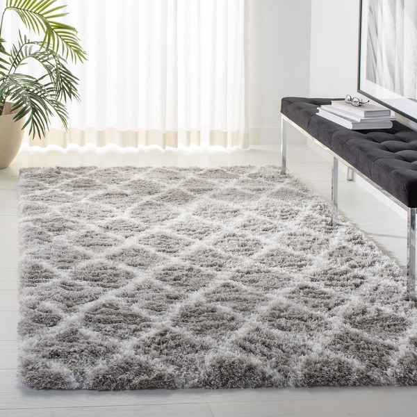 Safavieh Indie Shag Humeyra Polyester Rug. Opens flyout.