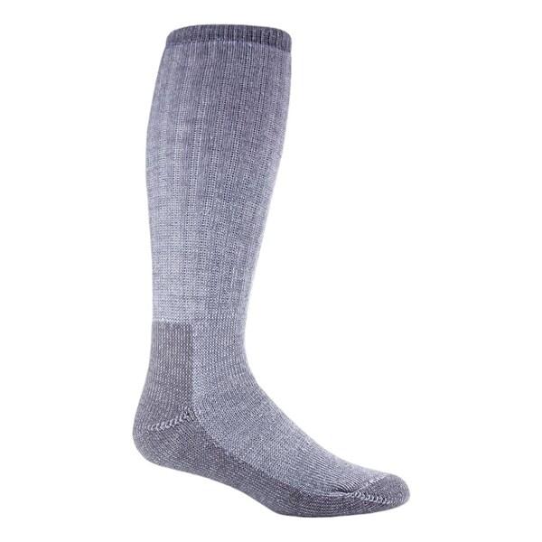 Schaefer Western Socks Adult Alpine Functional Hunter Boot Taupe