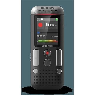 PhilipsDVT2510-00 Digital Voice Tracer with 2Mic Stereo