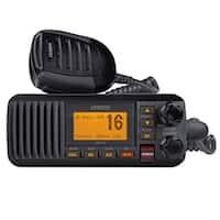 Uniden UM385BK Fixed Mount VHF Radio - Solara Black