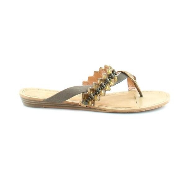 BCBGeneration Kiley Women's Sandals & Flip Flops Tan/Y-Gold/Earth