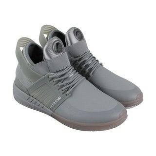 Supra Skytop V Mens Gray Synthetic Athletic Lace Up Training Shoes (5 options available)