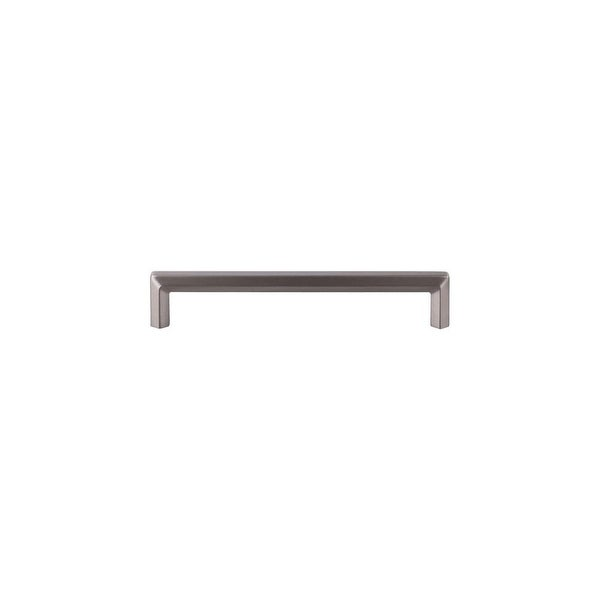 Top Knobs TK795 Lydia 6-9/16 Inch Center to Center Handle Cabinet Pull from the Serene Collection