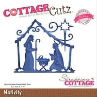 """CottageCutz Elites Die -Nativity 3.5""""X3.1"""""""