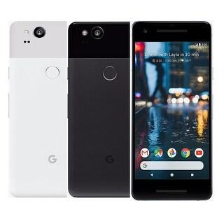 Google Pixel 2 128GB Unlocked GSM/CDMA 4G LTE Octa-Core Phone w/ 12.2MP Camera