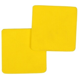 Grip Weight Lifting Pads Fitness Training Neoprene Gym Hand Gloves Workout LG-3 - Yellow