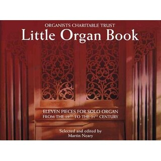 Little Organ Book - Martin Neary