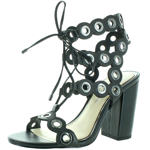 Jessica Simpson Kariss Women's Block-Heel Dress Sandal
