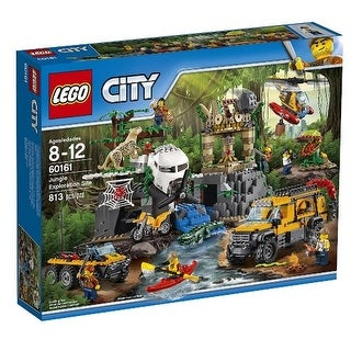 LEGO(R) City Jungle Exploration Site (60161)