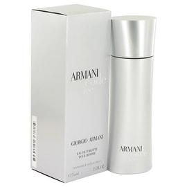 Armani Code Ice by Giorgio Armani Eau De Toilette Spray 2.5 oz - Men