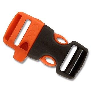 McNett Buckle Whistle Orange