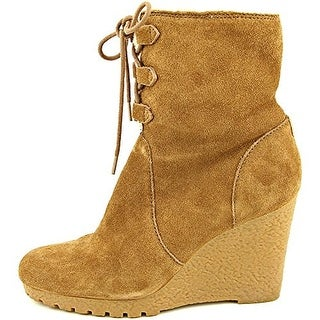 Michael Michael Kors Rory Wedge Ankle Boots
