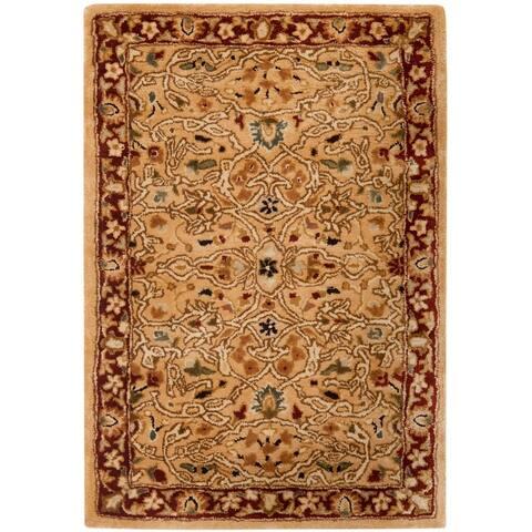 Safavieh Handmade Persian Legend Pavuna Traditional Oriental Wool Rug