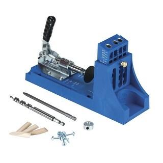 Kreg K4 Pocket Hole Jig Woodworking System