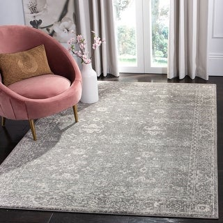 Link to Safavieh Evoke Adele Vintage Oriental Distressed Rug Similar Items in French Country Rugs