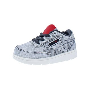 Reebok Boys Club C Kendrick Fashion Sneakers Distressed Low Top - 4.5 medium (d) toddler