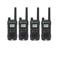 Motorola T460 (4 Pack) Two Way Radio