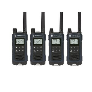Motorola T460 (4 Pack) Two Way Radio