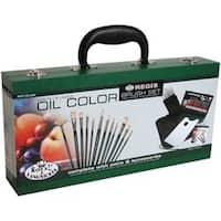 Oil Painting 30Pc - Wooden Box Art Set
