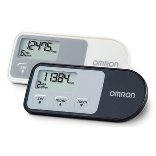Omron HJ-320BULK 2 Mode Tracking Pedometer - 25/Cs
