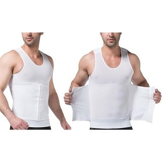 3-in-1 Men Compression & Posture Corrector Shirt with Slimming