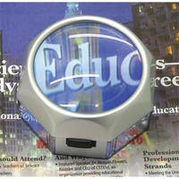 Olympia Sports 16863 Magnifier 5x Illuminated LED