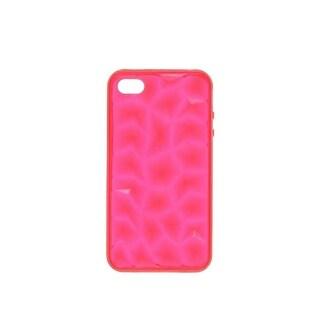 Greene + Gray Womens Diamond Cut Cell Phone Case For iPhone 5 Hard Shell