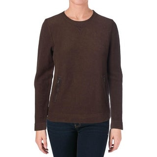 LRL Lauren Jeans Co. Womens Cotton Long Sleeves Sweatshirt - S