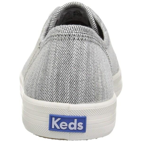 Kickstart Denim Twill Sneaker