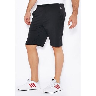 Adidas Men's Puremotion Stretch 3-Stripe Black/Vista Grey Shorts B84289