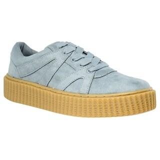 Indigo Rd. Womens Ircyndy Blue Fashion Shoes Size 8.5