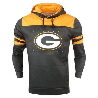 Green Bay Packers Big Logo Light-up Hoodie