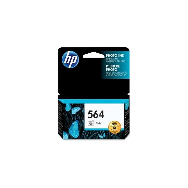 HP 564 Photo Original Ink Cartridge (Single Pack) HP 564 Photo Black Ink Cartridge - Photo Black - I