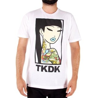 Tokidoki Blue Baby Mens White T-Shirt