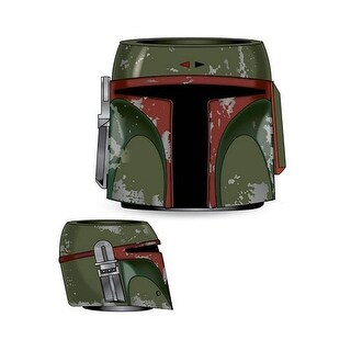 Star Wars Boba Fett Helmet Molded Can Cooler