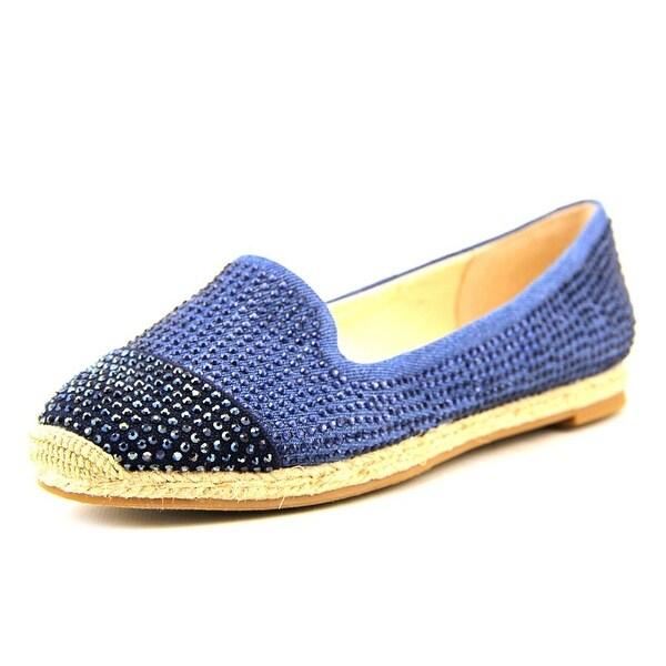 INC International Concepts Steevie Women Eclipse Blue Flats