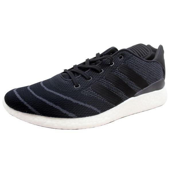 Adidas Men's Busenitz Pure Boost Primeknit Black/White BB8375