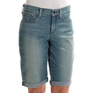 NYDJ $69 Womens New 1311 Blue Casual Short 2XS B+B