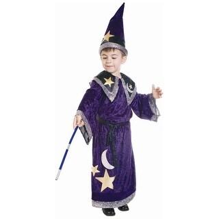 Kids Magic Wizard Costume