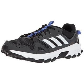 uomini è adidas terrex tracerocker tracce scarpa nera / carbonio / grey - 4