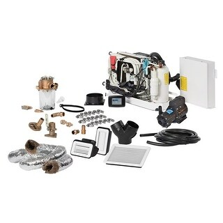 """FCF Platinum Series Air Conditioner Complete System Kit w/KoolAir PM1000 Pump Ducting - 16,000 BTU/h - 115V FCF Platinum"